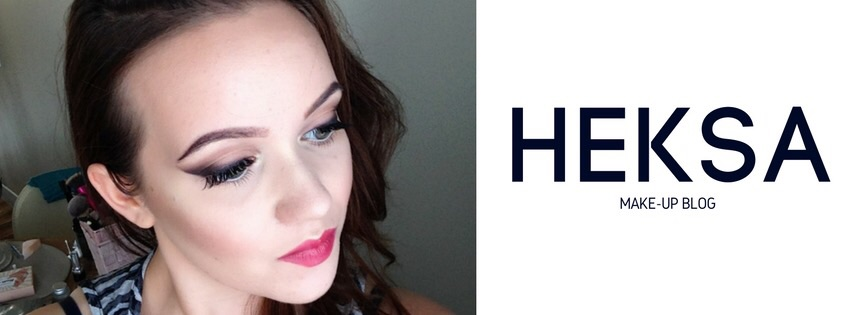 Heksa Make-up blog