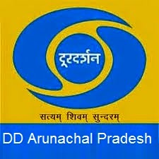 "DD Arunachal Pradesh"" channel at this frequency"