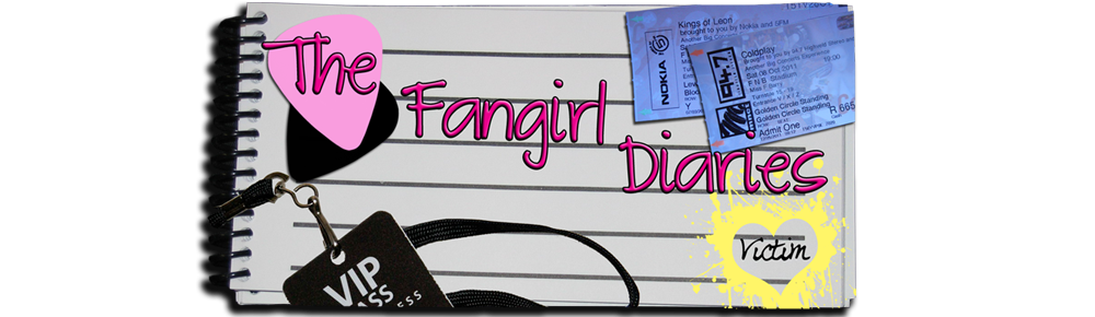 The Fangirl Diaries