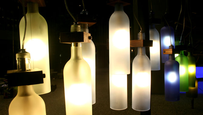 cool lamp cool bottle lamps and creative bottle lighting designs