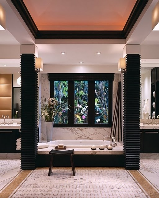 Cuartos de baño Que Lujo - Kitchen Design Luxury Homes