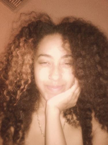 Long Natural Curly Hair Tumblr