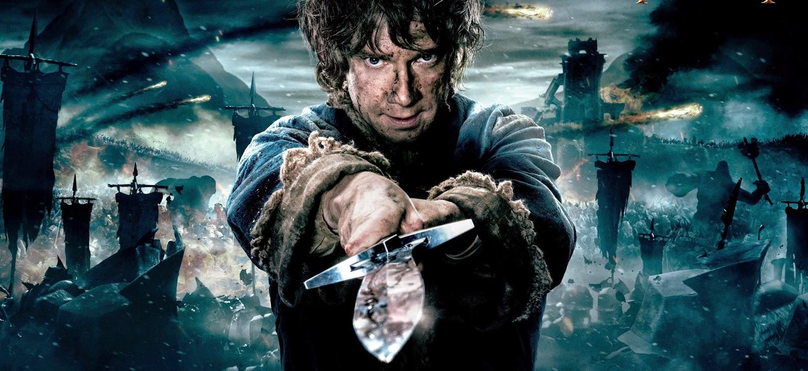 Personagens estampam os pôsteres inéditos de O Hobbit: A Batalha dos Cinco Exércitos