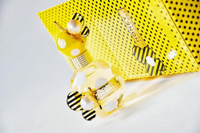 Новый медовый аромат осени 2013 - Honey MARC JACOBS