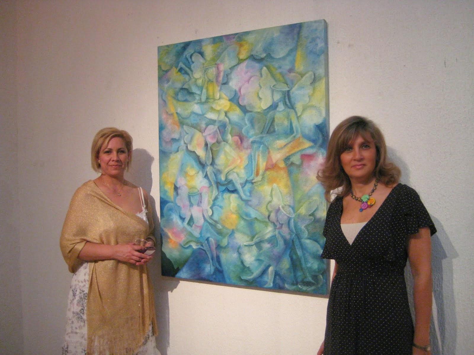 Con YUri López Kullins