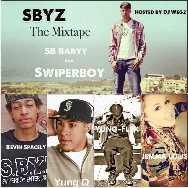 SBYZ The Mixtape