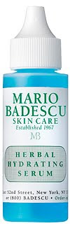 Mario Badescu, Mario Badescu Herbal Hydrating Serum, skin, skincare, skin care, Brandalyn Fulton, makeup artist, hairstylist, First Look Fridays, beauty interview