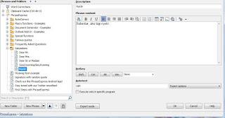 cara menggunakan phraseexpress autotext