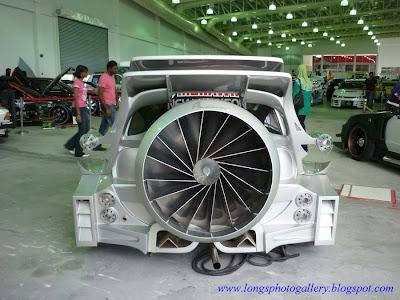 6 Wheels Kancil