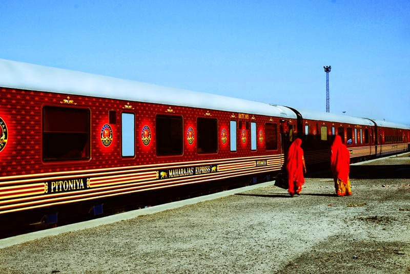 The Maharajas' Express | The Luxury Train of India