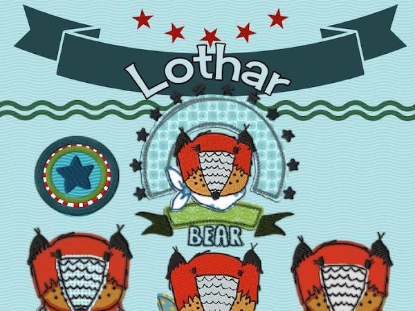 Hier kommt Lothar der Bär ...