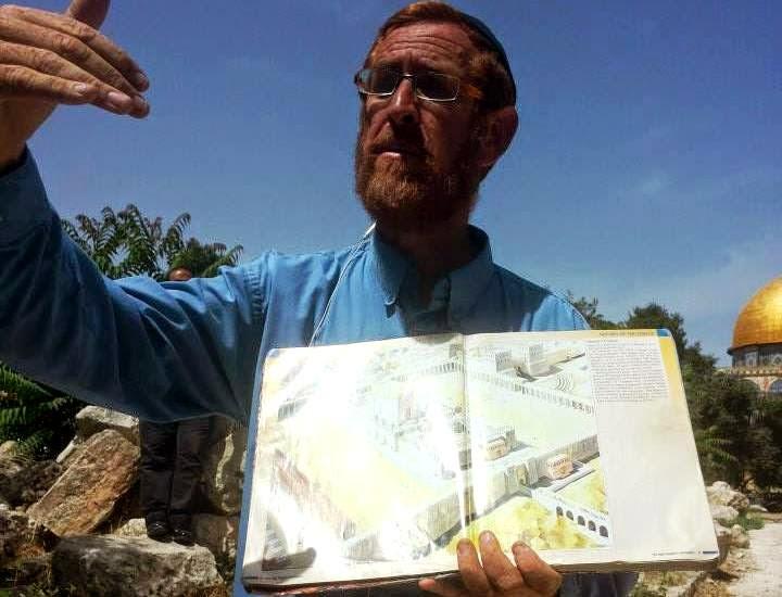 Йегуда Глик рассказывает о Храме на Храмовой горе