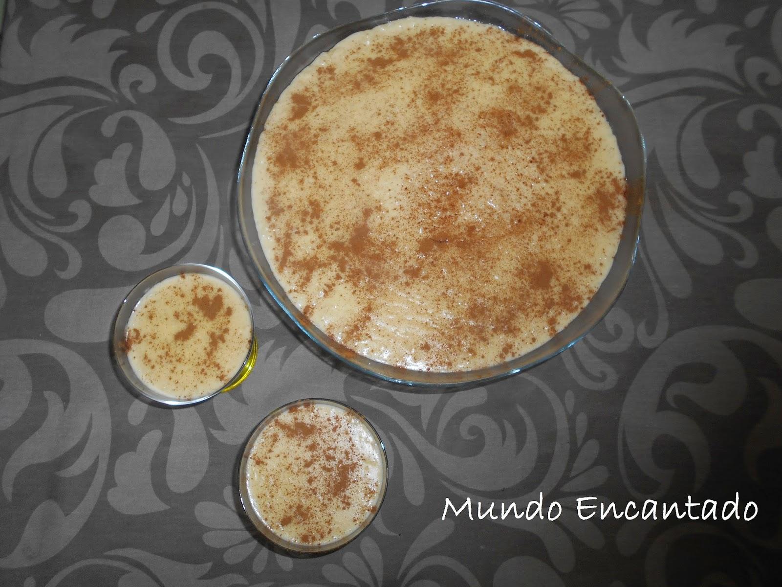 Cozinha Encantada | Arroz Doce.