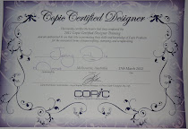Copic Certification Design