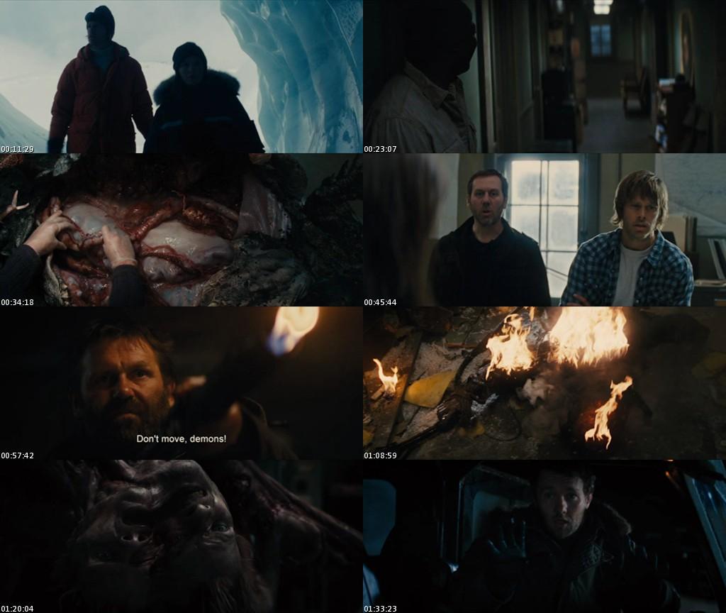 La cosa del otro mundo (2011) [DVDRip] [Latino]