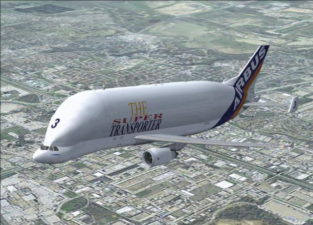 Top 10 World's Largest Aircraft Airplane