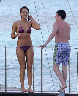 Jessica+Alba+with+Nicole+Richie+ ++Purple+Bikini+ +St+Barts+ +05.04.2013+ +156hq+35 Jessica Alba with Nicole Richie in Purple Bikini Candids in St Barts