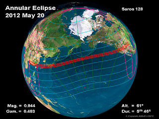 ASE2012pp2b - Rare Solar Eclipse This Weekend