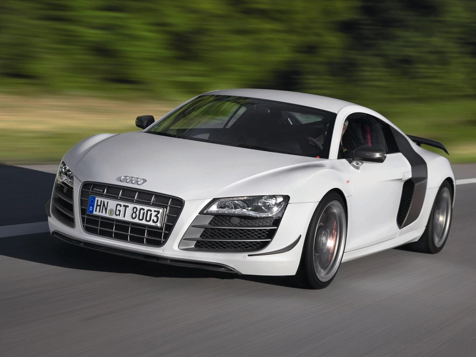 Car Pictures Audi R8 Gt 2012