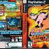 Naruto Shippuden Ultimate Ninja 4 - Playstation 2