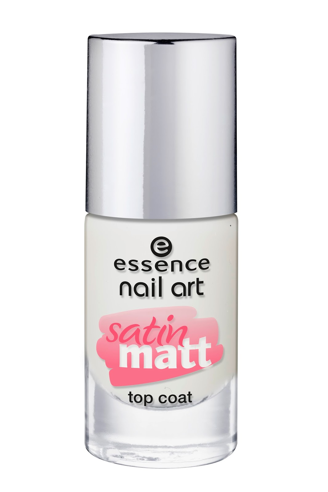 Essence nail art satin matt top coat