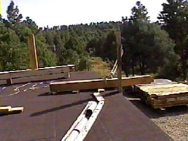 Michael s timber framing chapter 11 first floor framing phase i