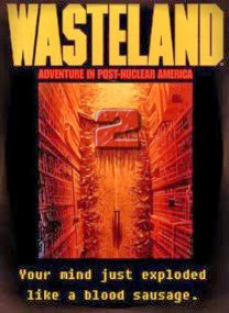 wasteland 2 pc game cover box art Wasteland 2 FTS