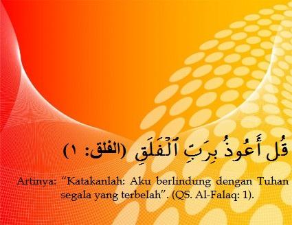 Penafsiran Surat Al Falaq M Quraish Shihab Dalam Tafsir Al