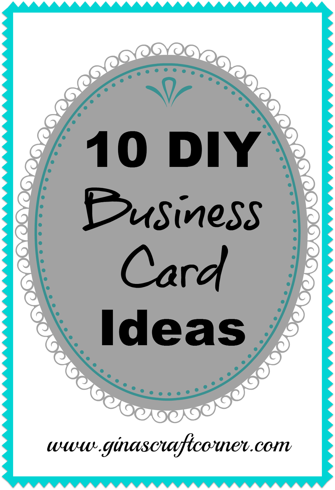10 DIY Business Card Ideas