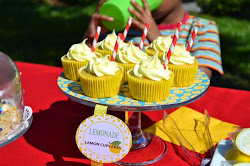 Lemonade Stand Bake Sale