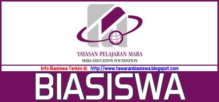 Biasiswa Yayasan Pelajaran MARA (Master & PhD) di TawaranBiasiswa.blogspot.com