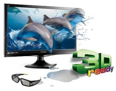 ViewSonic V3D231 3d