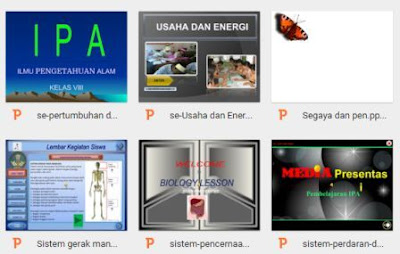 gambar media pembelajaran IPA SMP