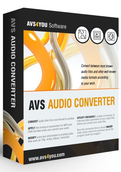 AVS Audio Converter 7.3.1.535