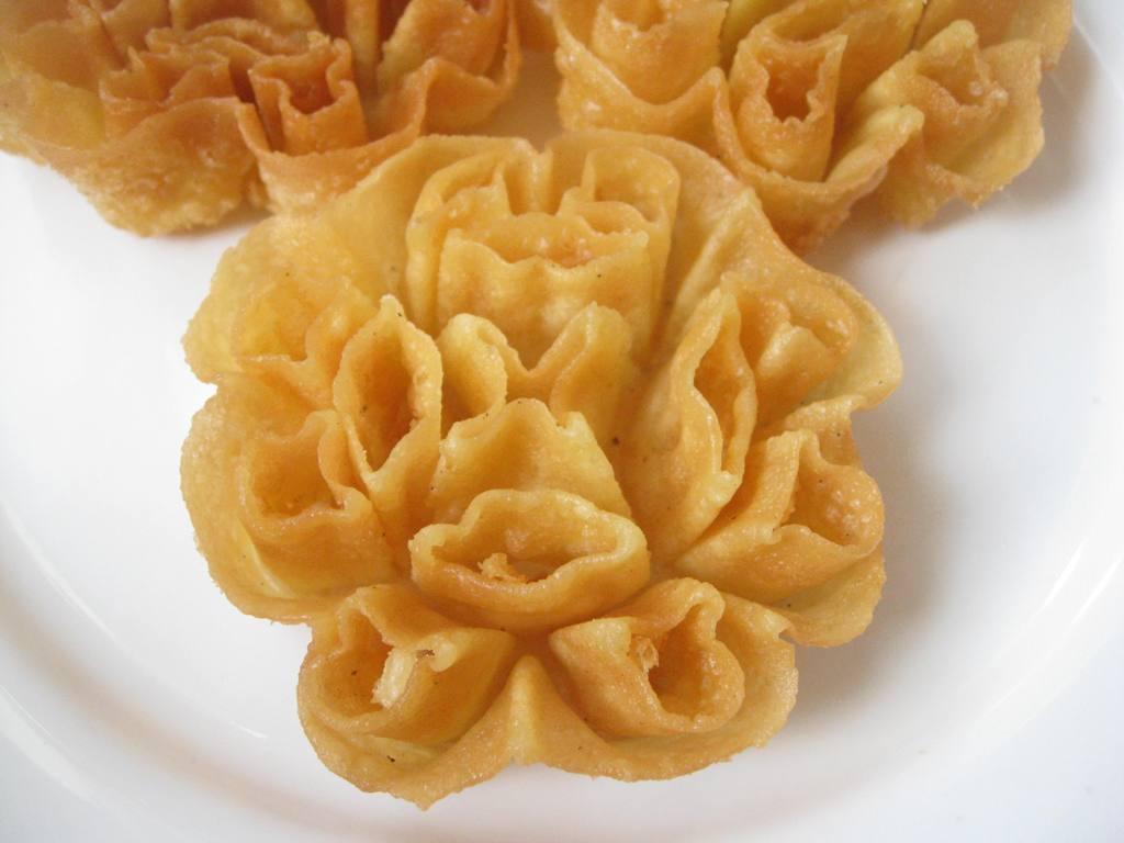 Kuih rose cookies recipe