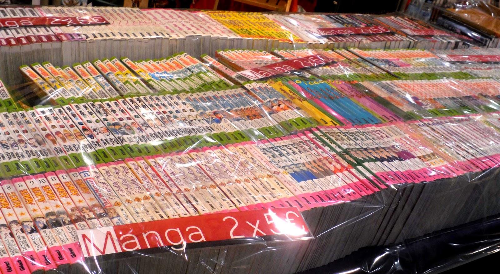 mangas expocomic 2014