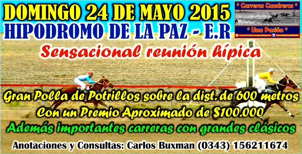 LA PAZ - 24.05.2015