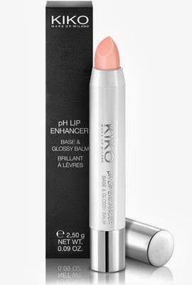 balsamo labial de Kiko pH Lip Enhancer