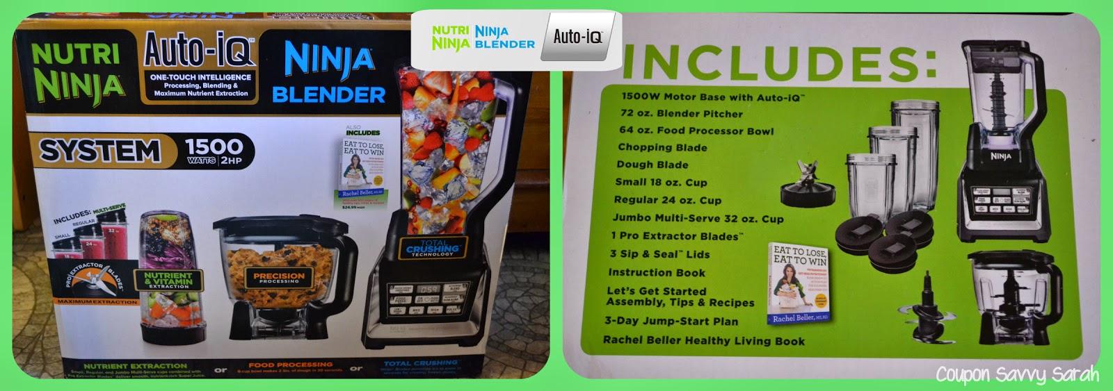 Ninja blender coupons discounts