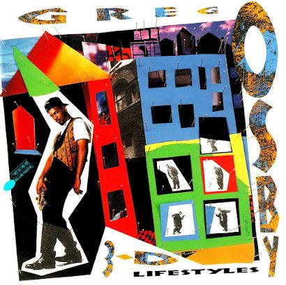 GREG OSBY - 3-D LIFESTYLES (1993)