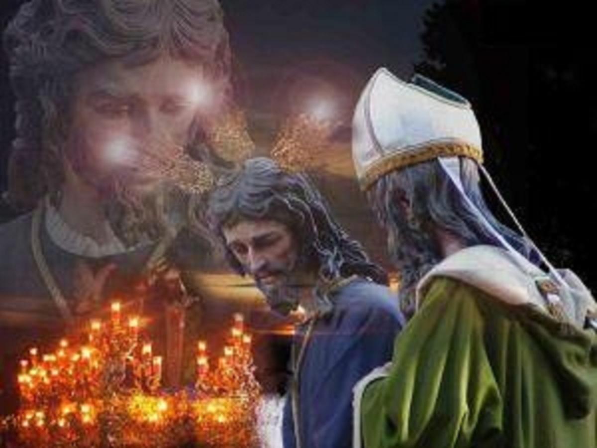 fecha semana santa sevilla: