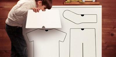 Informative Dresser For Your Kids