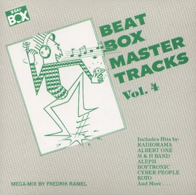 Beat Box Master Tracks Vol. 4 (1989) (non-stop italo disco mix) various artists 80's