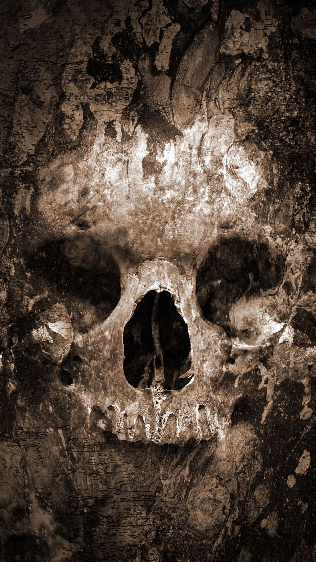 Fantastic   Wallpaper Home Screen Skull - quake-skull-lockscreen-android-wallpaper  You Should Have_742989.jpg