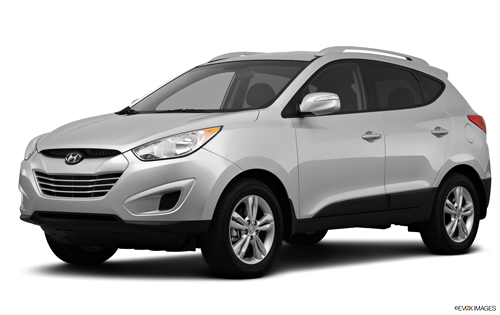 Hyundai Tucson compact suvs 2012