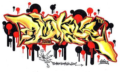 Graffiti Design,