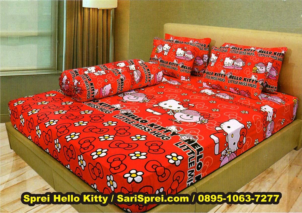 sprei bonita hello kitty play : Sprei Hello Kitty Wedding - Sprei hello kitty wedding sprei hello ...