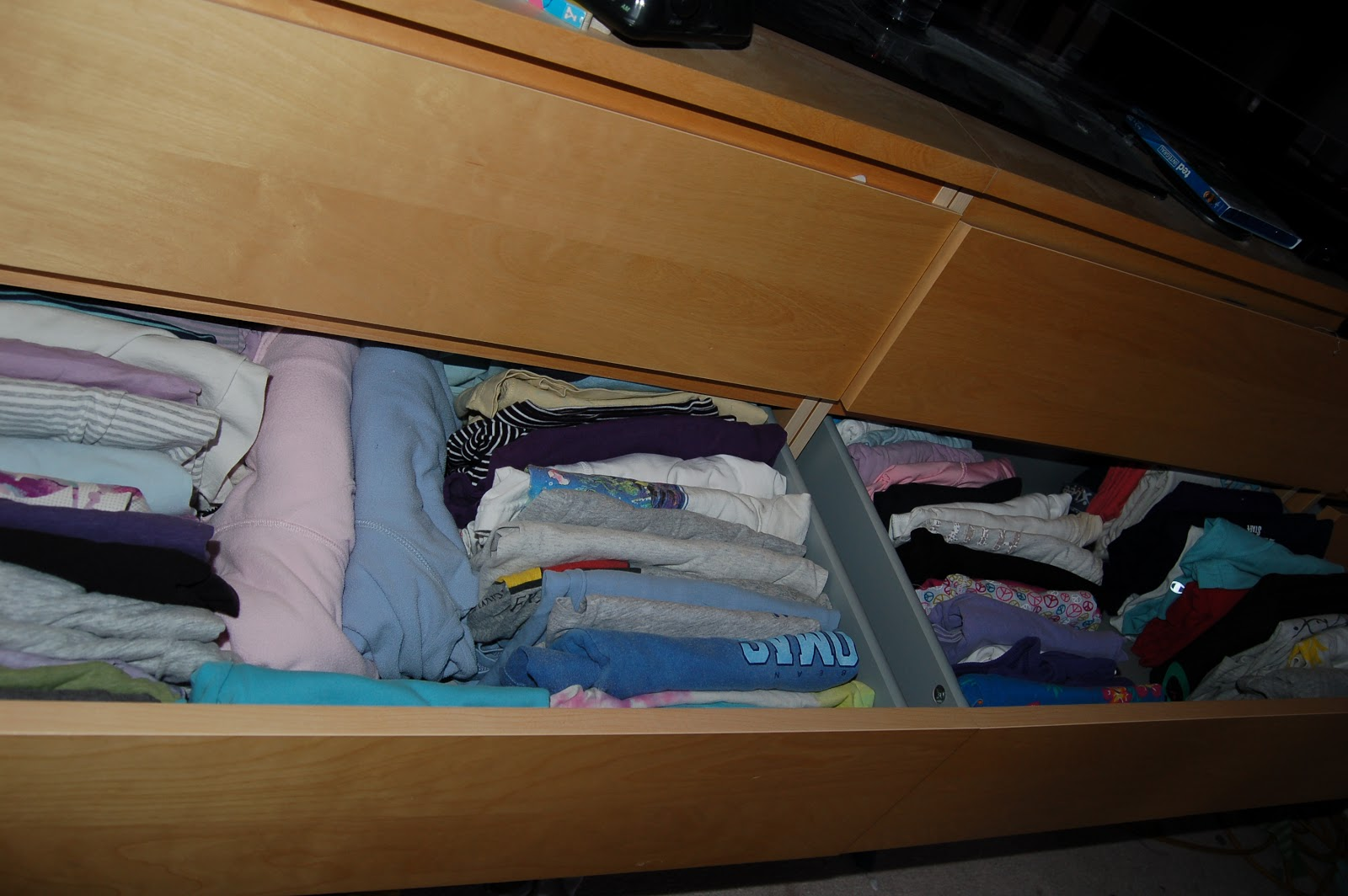 Baltic to boardwalk pinterst t shirt drawer organization for T shirt drawer organization
