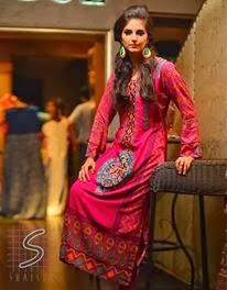 Naqash Eid Dresses 2013