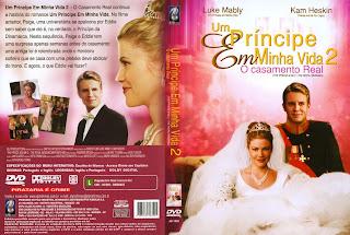 Capa Um Príncipe em Minha Vida 2: O Casamento Real (2005) Torrent 720p 1080p 4k Dublado Baixar